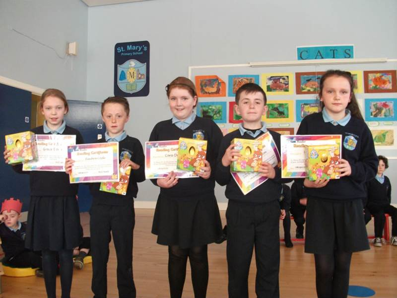 Accelerated Readers Term 2