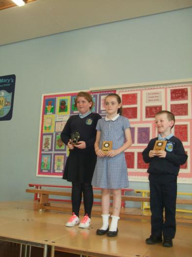 Gaelgoir na Bliana and Drama Award