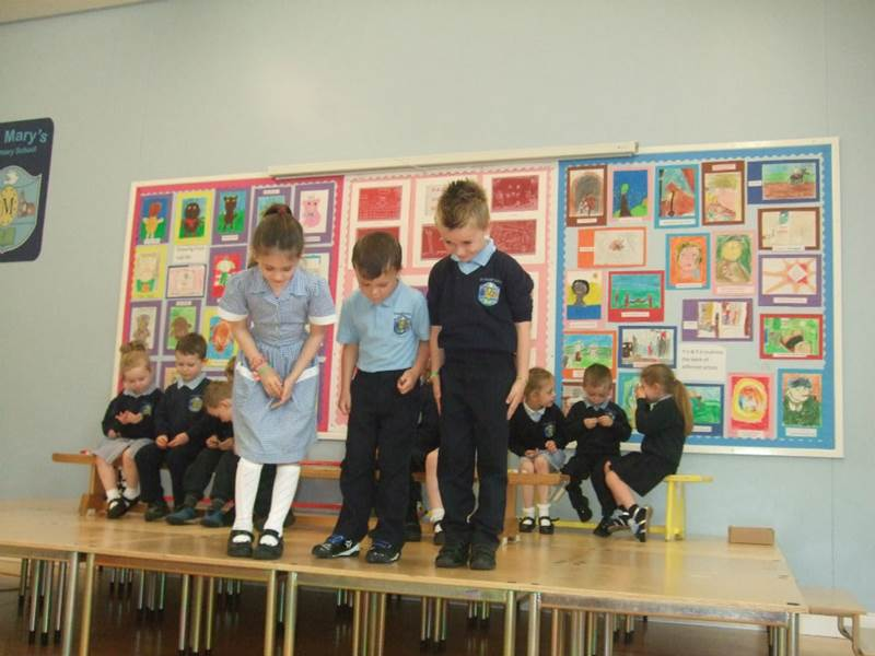 P1's take a well earned bow