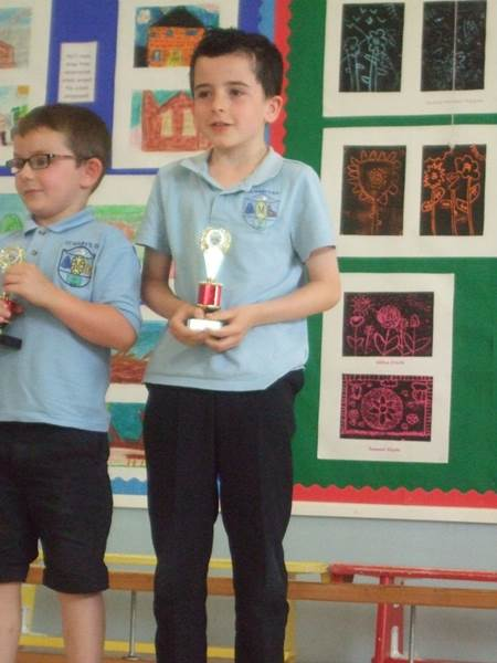Most Improved P4
