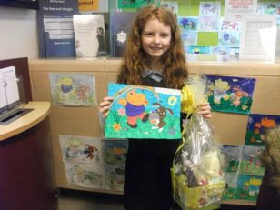 Ulster Bank Colouring Competition