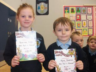 Star Pupils at St Mary\'s