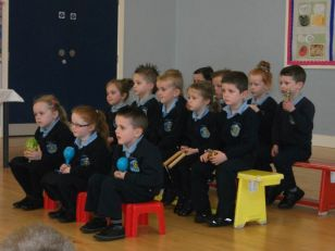 Reception & P1 Assembly