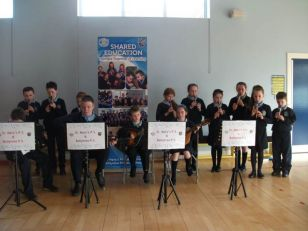 St Mary's & Ballytrea PS Traditional Group