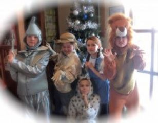 St. Mary's Primary School takes to the Yellow Brick Road