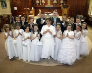 Primary 4 Holy Communion