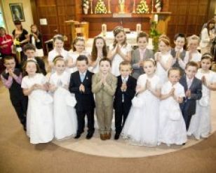 First Holy Communion (P4 pupils)