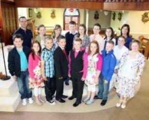 Special Evening for St. Mary's P.7 Pupils