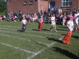 Sunny Sports Day