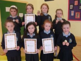 Local Feis winners