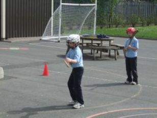 After school hockey coaching