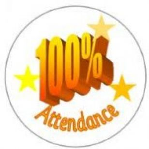 December is Full Attendance Month