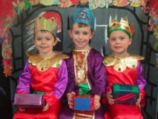Reception/P.1 Nativity Play