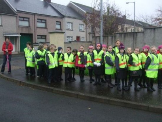 Road Safety Walk
