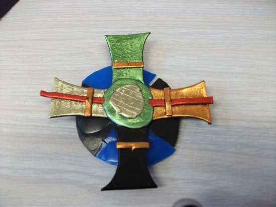 One of childrens pieces of celtic art